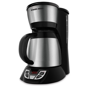Black and Decker Coffee Makers