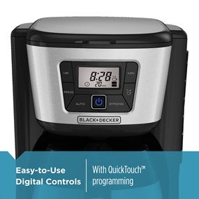 digital controls