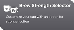 Brew Strength Selector