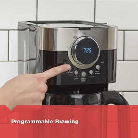 Programmable Brewing CM4200S