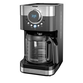 Black+Decker Select-A-Size Easy Dial Programmable Coffeemaker CM4200S