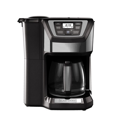 Black And Decker Easy Brew Coffee Maker : Coffee Makers BLACK + DECKER