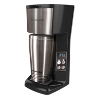 Black And Decker One Cup Coffee Maker Manual : Coffee Makers Black and Decker