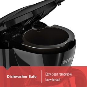 dishwasher safe brew basket dlx1050