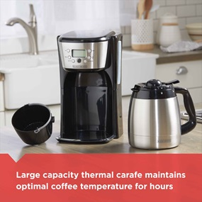 large capacity carafe