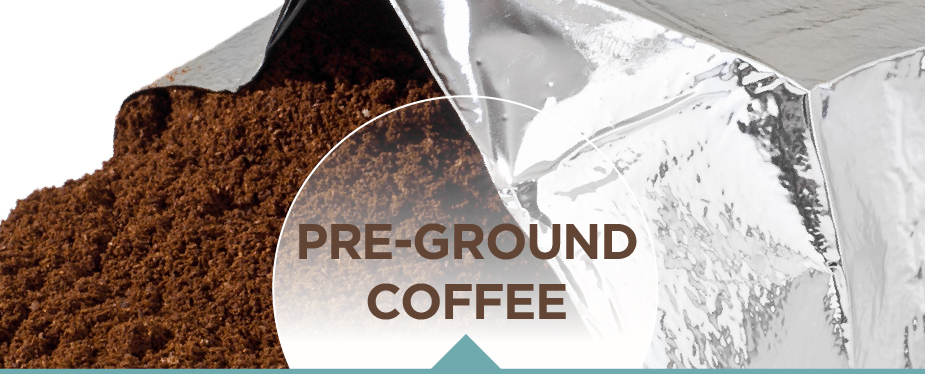 PreGround Coffee