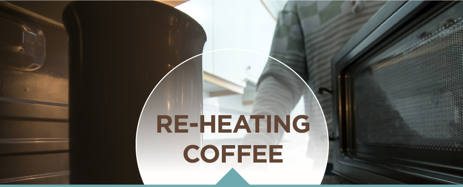 Reheating Coffee