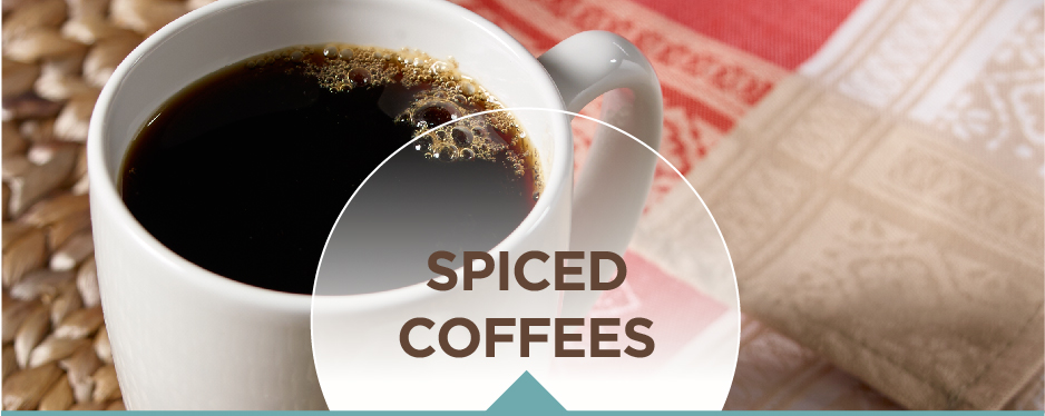 Spiced Coffees