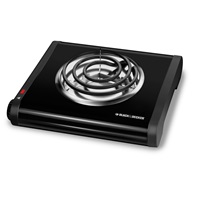 Black and Decker Appliances single burner