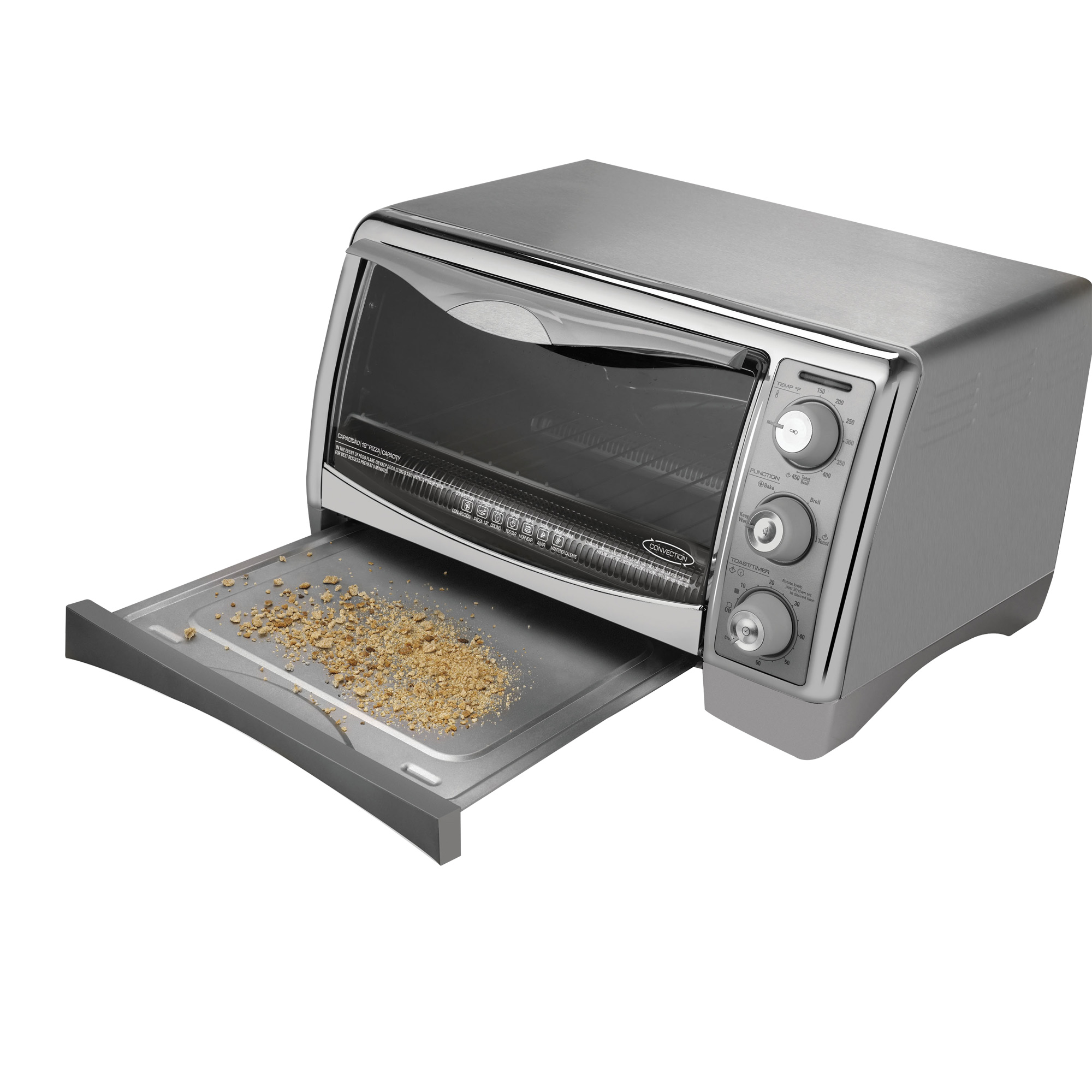 Black And Decker Countertop Convection Oven Parts : Black and Decker Digital Advantage Toaster Oven CTO4500S