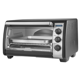 Black and Decker Counter Top Toaster Oven