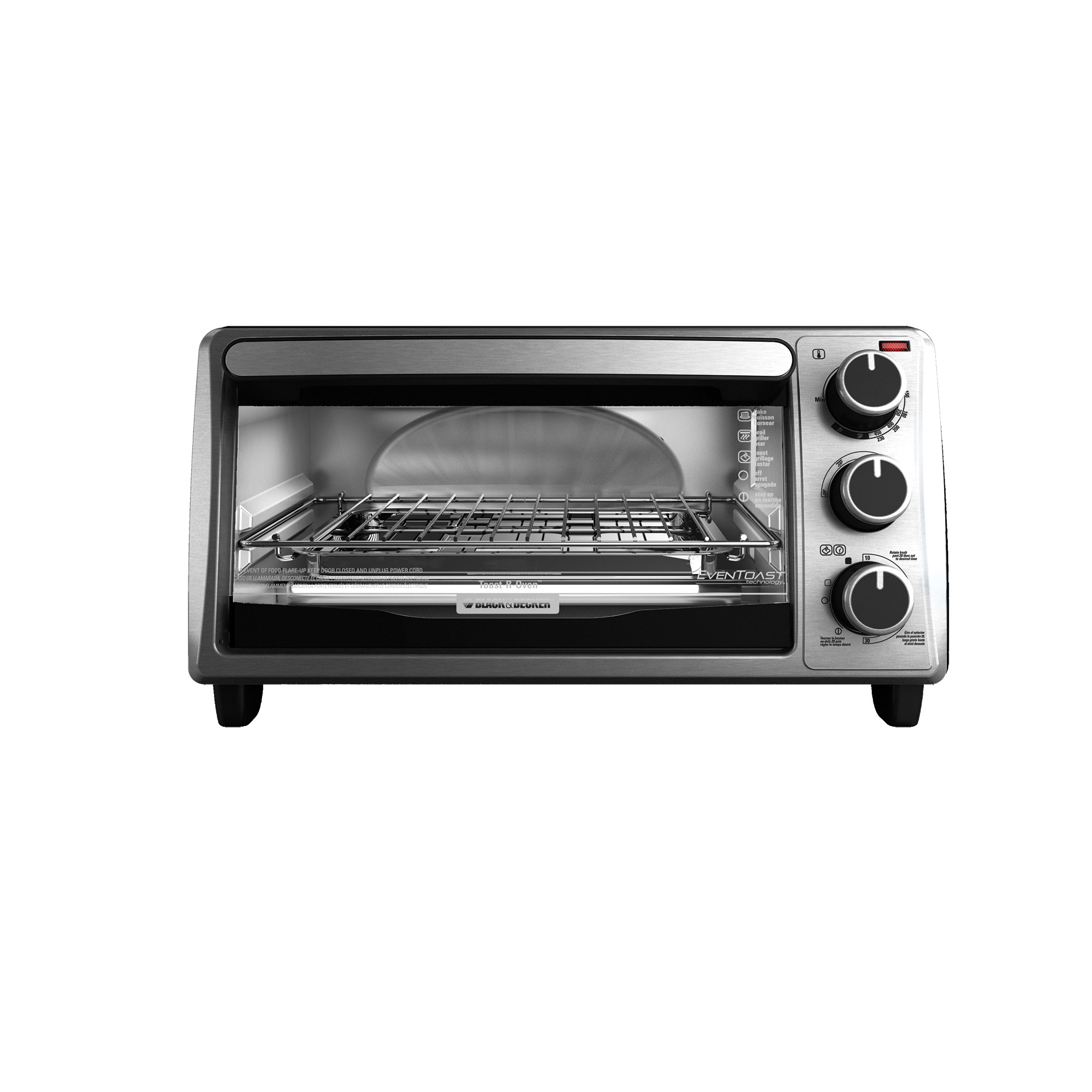 Buy a Black and Decker 4-Slice Toaster Oven | Countertop ...