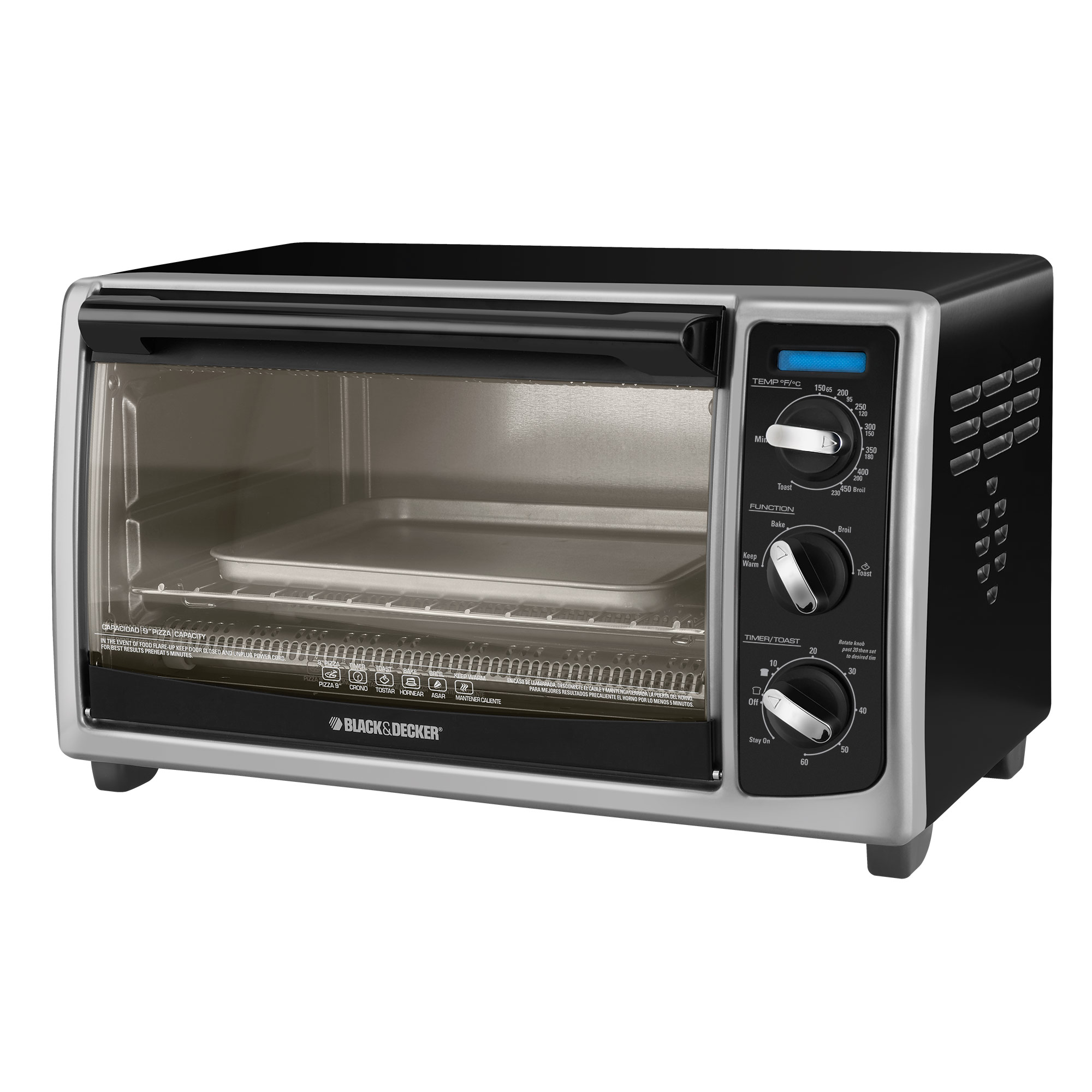 Black and Decker Toaster Oven | TO1485B