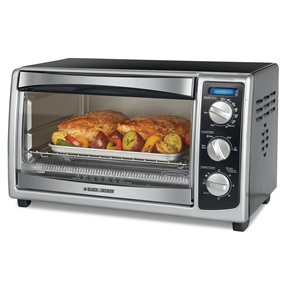 buy a black decker convection oven countertop convection toaster oven to1675b black decker. Black Bedroom Furniture Sets. Home Design Ideas