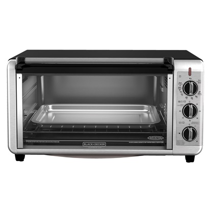 Convection Toaster Ovens Black And Decker