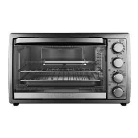 6 Slice Rotisserie Convection Countertop Oven