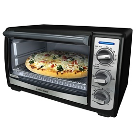 Countertop Convection Toaster Oven Recipes : BLACK+DECKER Countertop Toast-R-Oven TRO4075B BLACK + DECKER