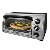 Large Black and Decker Toaster Oven