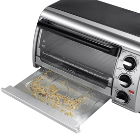Counter Top Oven for Toasting TRO480BS
