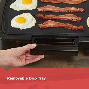 removable drip tray gd2051b
