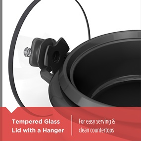 glass lid hanger