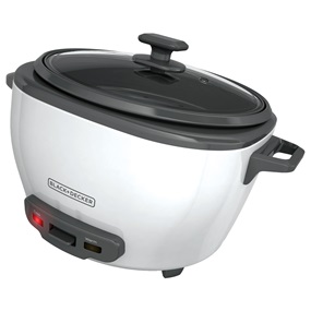 RC5280 BLACK+DECKER™ 28-Cup Rice Cooker