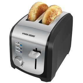 Black and Decker 2-Slice Toaster | T2030