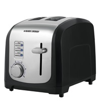 2-Slice Toaster with bowning options | T2030