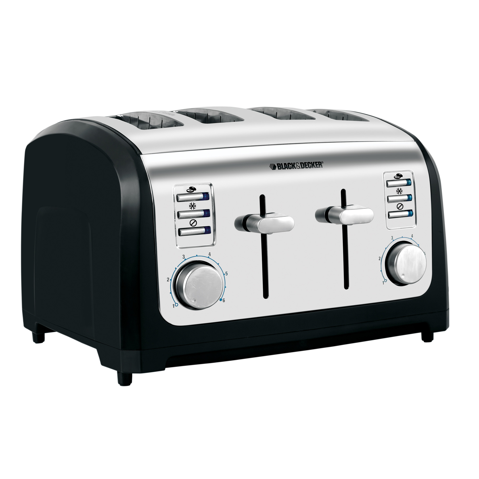 Shop Toasters Buy A 4 Slice Black And Decker Toaster T4030