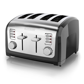 residential loading manual lift toaster bagel itm is slice silver four image s with kitchenaid