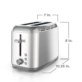 TR3500SD 2-Slice Toaster Scale Image