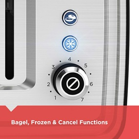 bagel frozen and cancel functions tr4900sbd