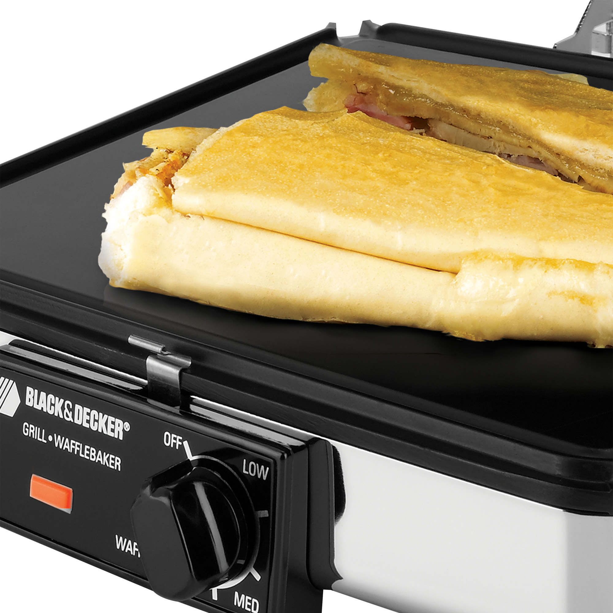 Buy A 3 In 1 Grill Griddle Waffle Machine Maker