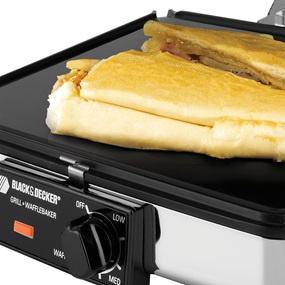 G48TD Black and Decker Griddle