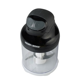 Ergo 3-Cup Chopper BLACK+DECKER | BLACK + DECKER