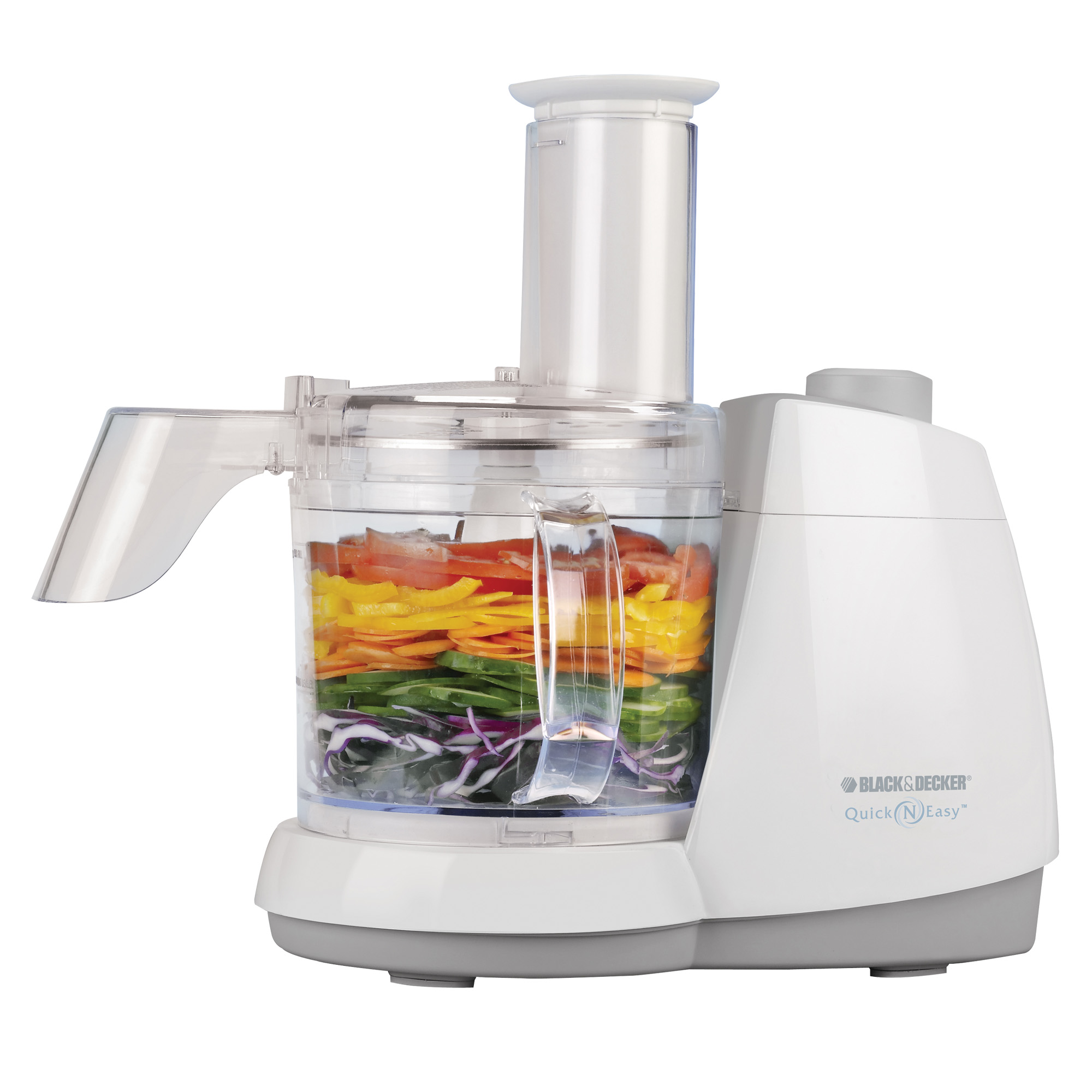 Black And Decker Food Processor ~ Quick and easy food processor fp