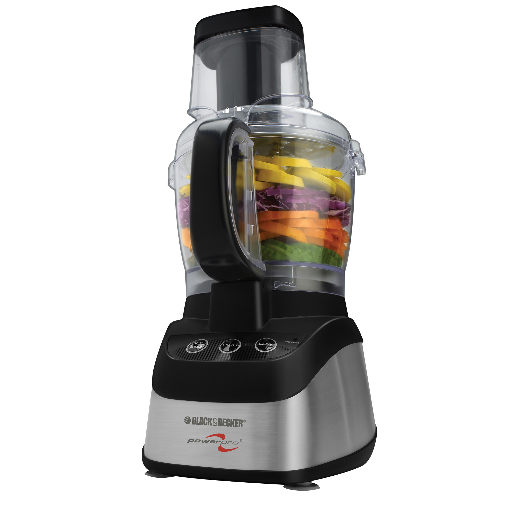 Black And Decker Power Pro Food Processor And Blender