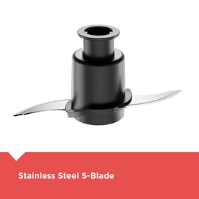 Stainless Steel S-Blade