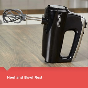 heal and bowl rest mx600b