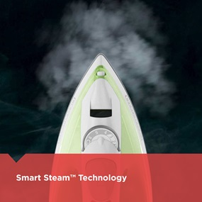 Smart Steam Technology | IR02V