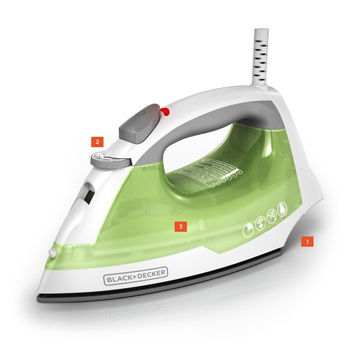 IR34V Easy Steam Compact Steam Iron