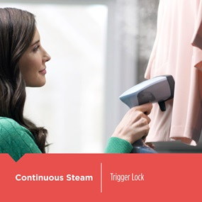 Continuous Steam, Trigger Lock | HGS200