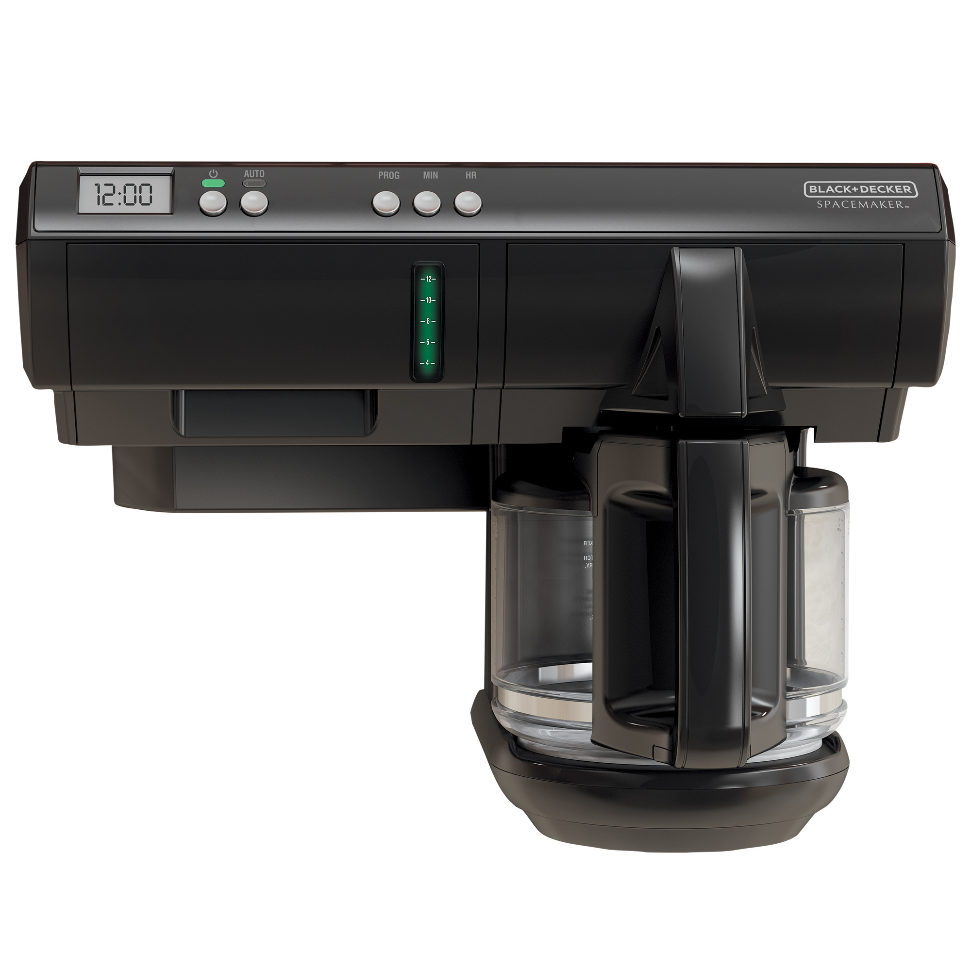 Black And Decker Coffee Maker Models : Black and Decker SpaceMaker Coffee Makers 12-Cup Programmable SCM1000BD