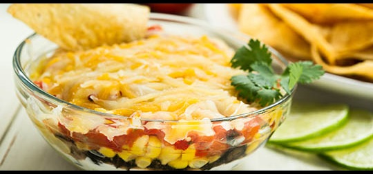 BLACK+DECKER™ 7 Layer Dip Wifi Slow Cooker Recipe