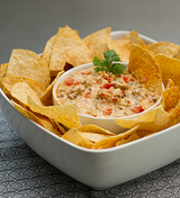 BLACK+DECKER™ Cheesy Hamburger Dip Wifi Slow Cooker Recipe