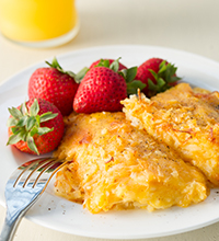 BLACK+DECKER™ Cheesy Hashbrowns Wifi Slow Cooker Recipe