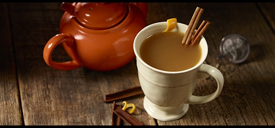 Mulled Orange Cider