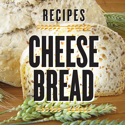 Recipes - Cheed Bread