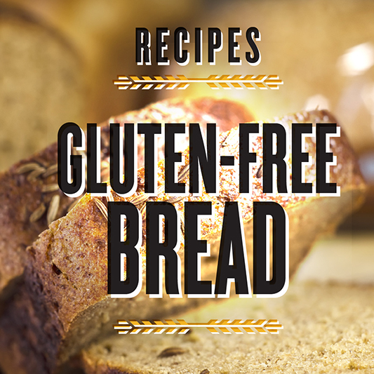 Recipes - Gluten-Free Bread