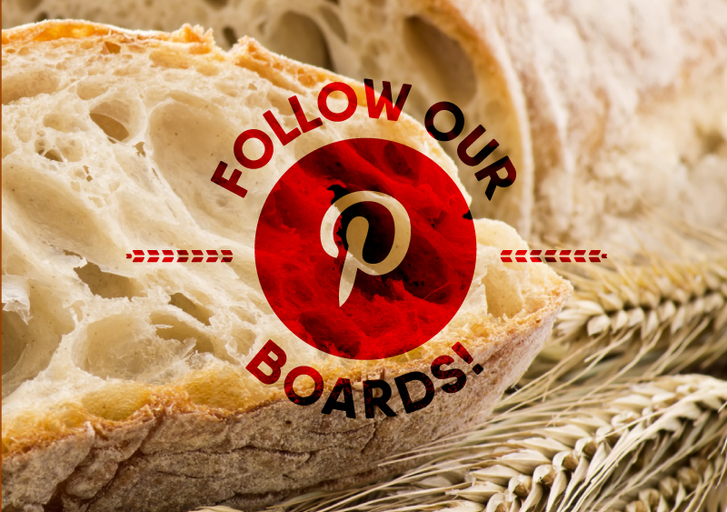Follow Our Pinterest Boards!